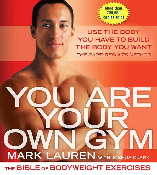 Best home workout plan books - Your Are Your Own Gym