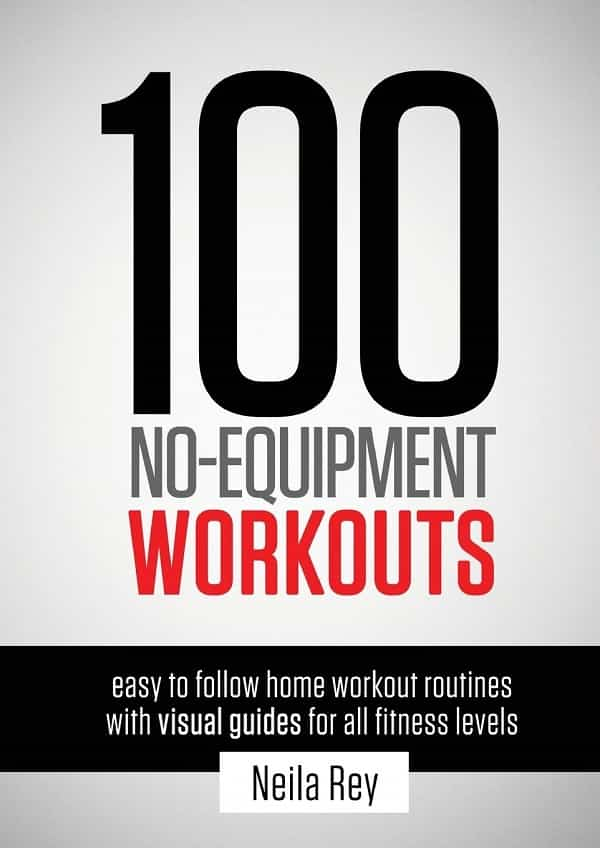 Best home workouts books -- 100 No-Equipment Workouts