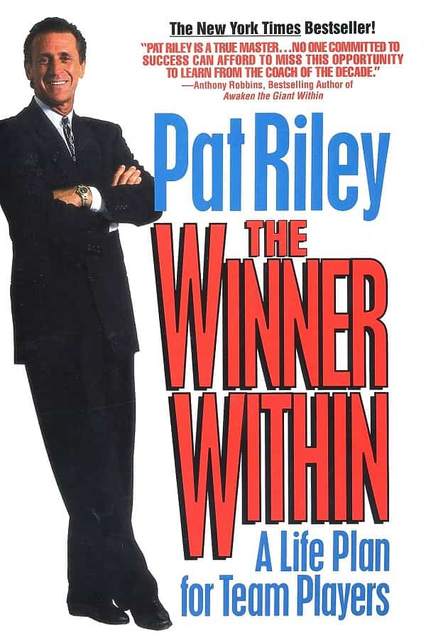 Pat Riley - The Winner Within Book Review