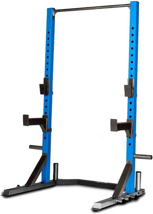 Cap Barbell Deluxe Half Squat Rack