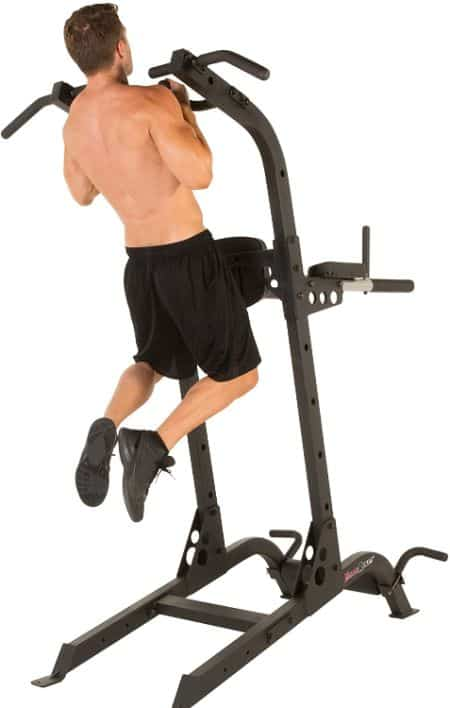 Fitness X-Reality Free-Standing Pull Up Bar