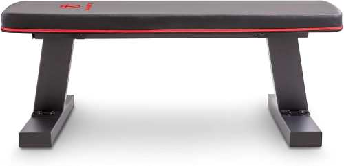 Marcy Deluxe Flat Workout Weight Bench