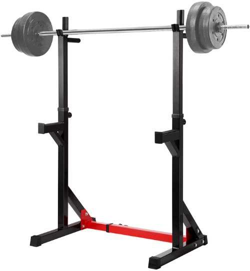 Ollieroo Barbell Squat Stand