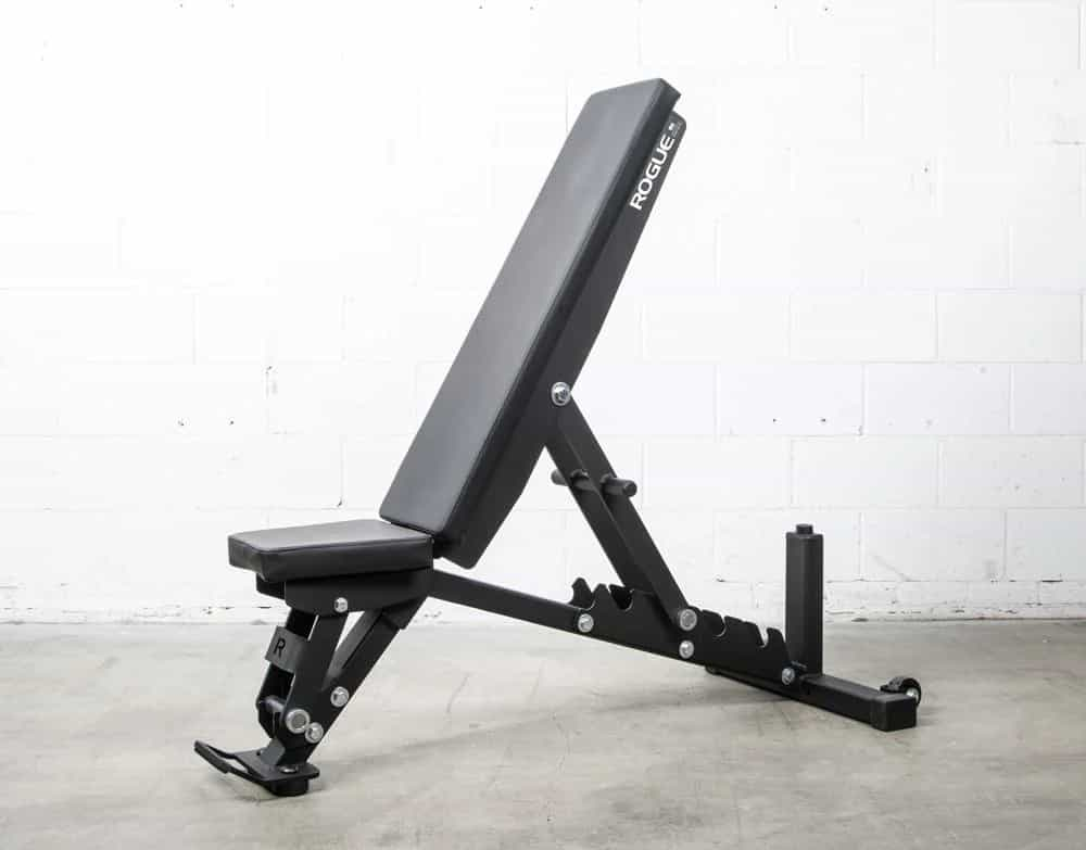 Best Adjustable Weight Benches - Rogue 2.0 Bench