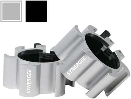 Synergee Alumimum Muscle Bar Clamps