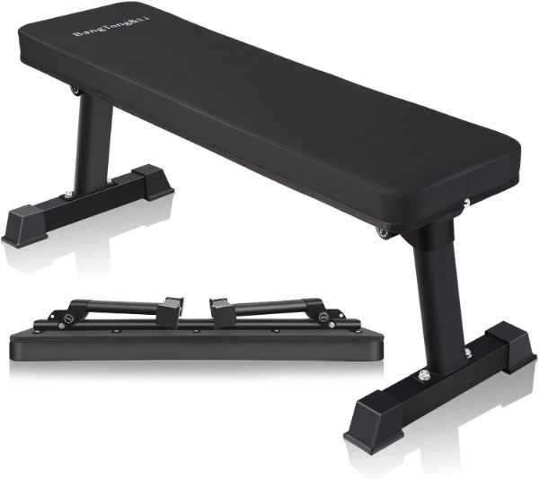 BangTong+Li Foldable Flat Bench