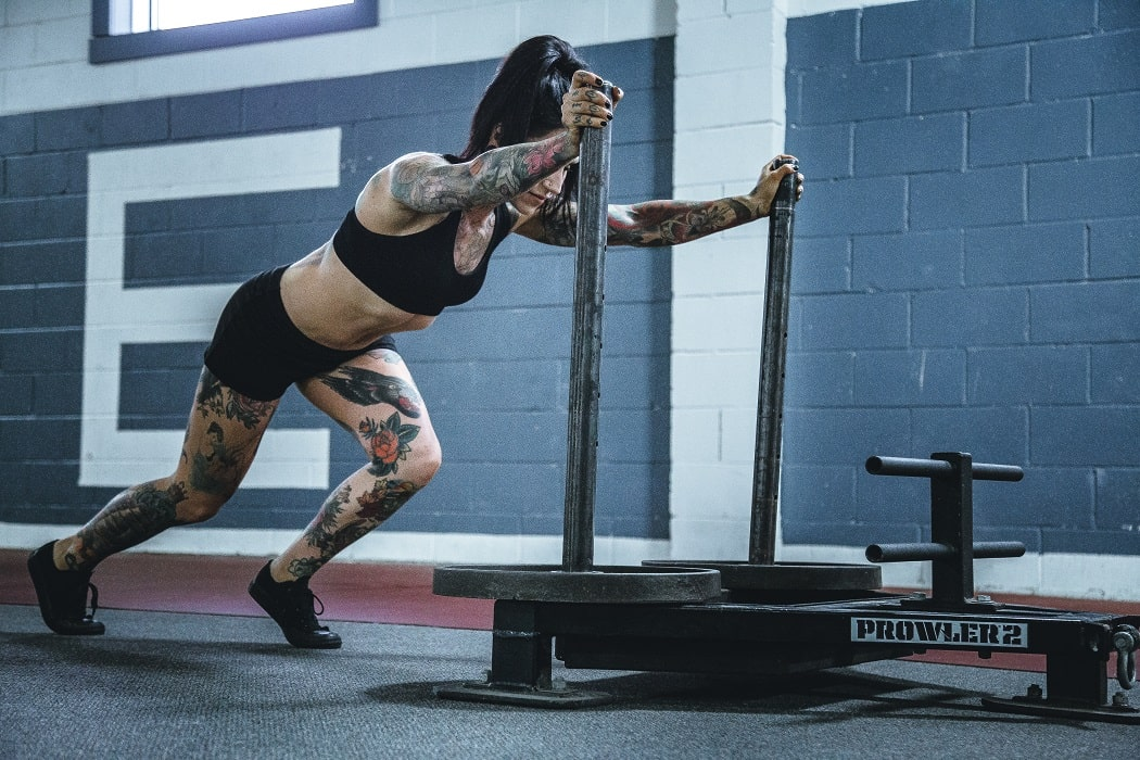 Benefits of Training with Weight Sleds