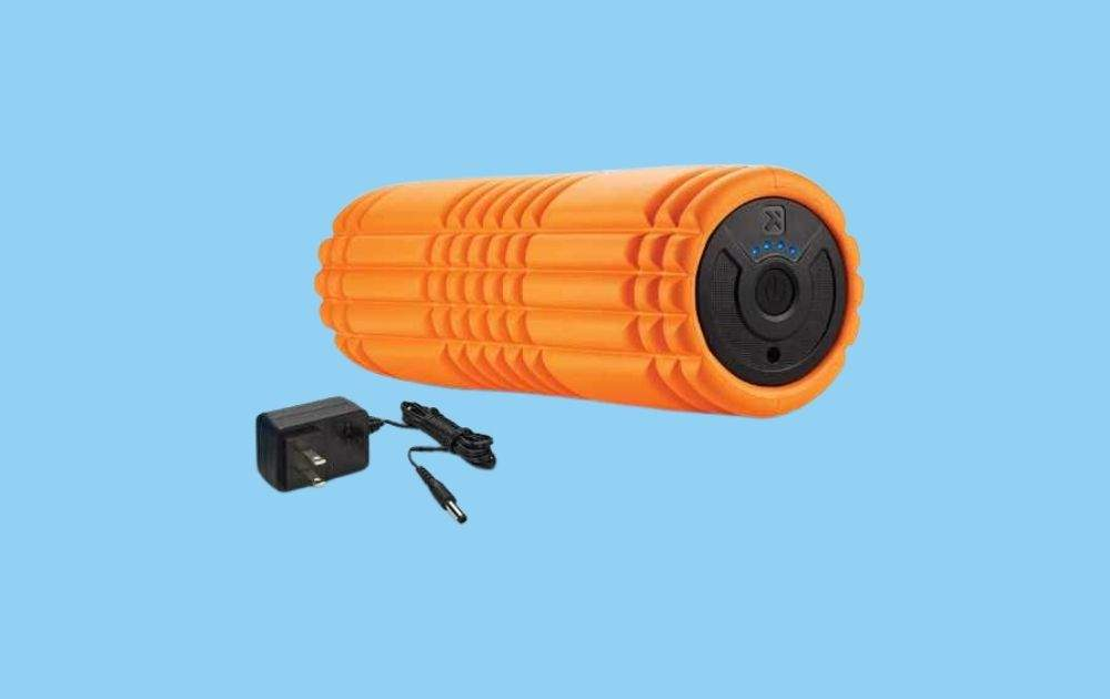Best Gifts for Weightlifters -Vibrating Foam Roller