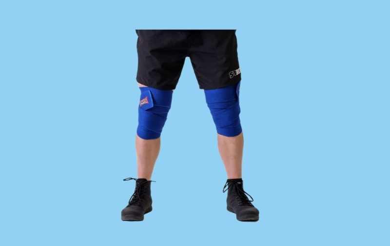Slingshot Knee Wraps