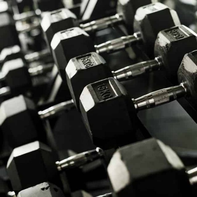 Best Rubber Hex Dumbbells