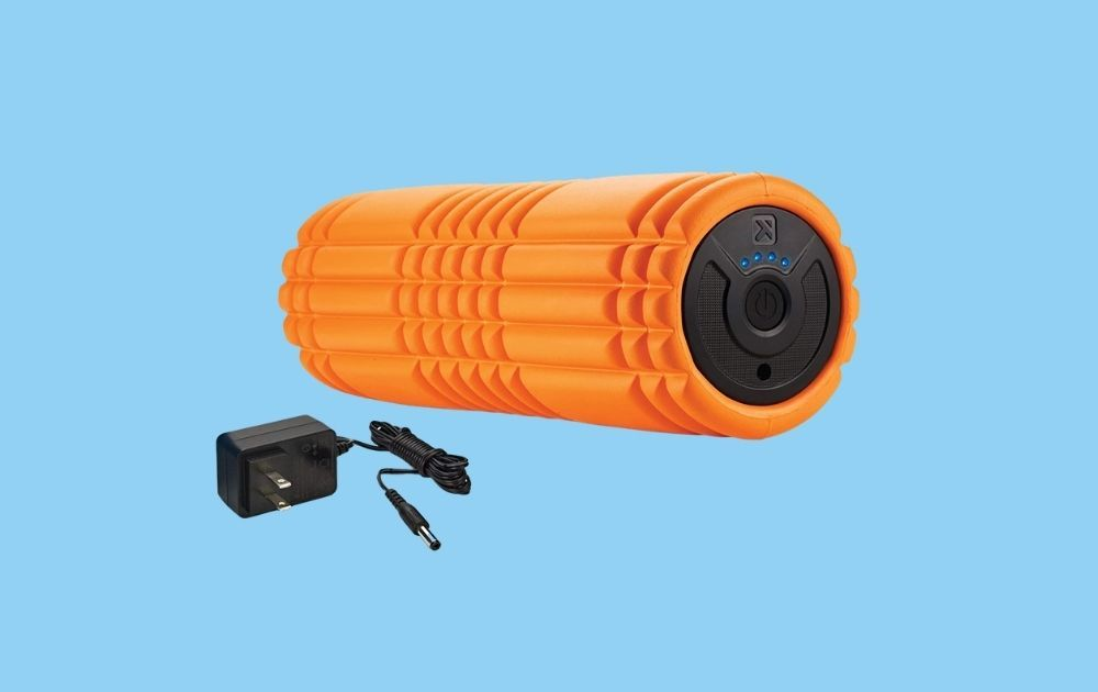 Self-Massage Tools for Athletes - Vibrating Foam Roller