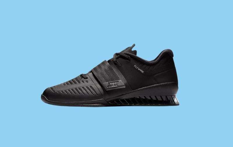 Best Squat Shoes for Flat Feet - Nike Romaleos 3