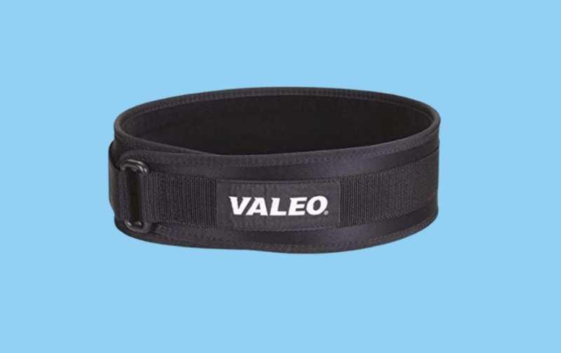 Valeo Performance Weightlifting Belt