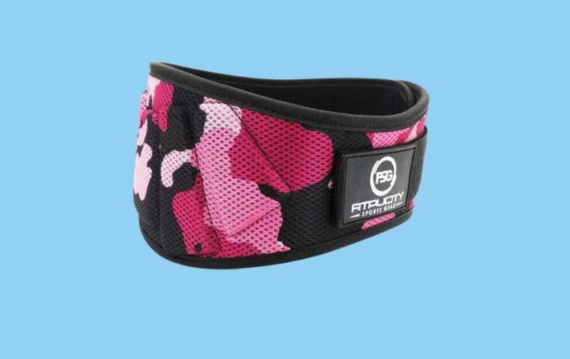 Fitplicity Weightlifting Belt for Women