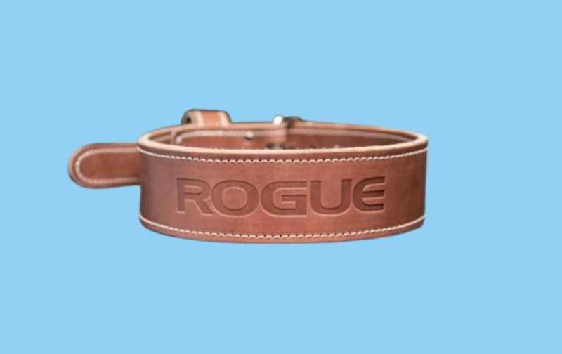 "Rogue 3"" Ohio Weightlifting Belt"