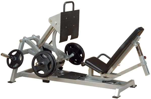 Body-Solid LVLP Horizontal Leg Press