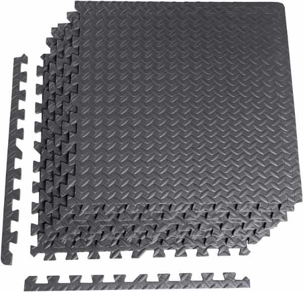 CAP Barbell Foam Gym Flooring