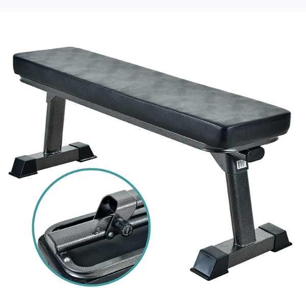 Finer Form Foldable Bench Press