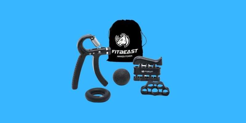 FitBeast Hand Grip Strengthening Kit