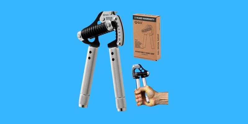 GD Iron Grip EXT 90 Hand Grip Strengthener