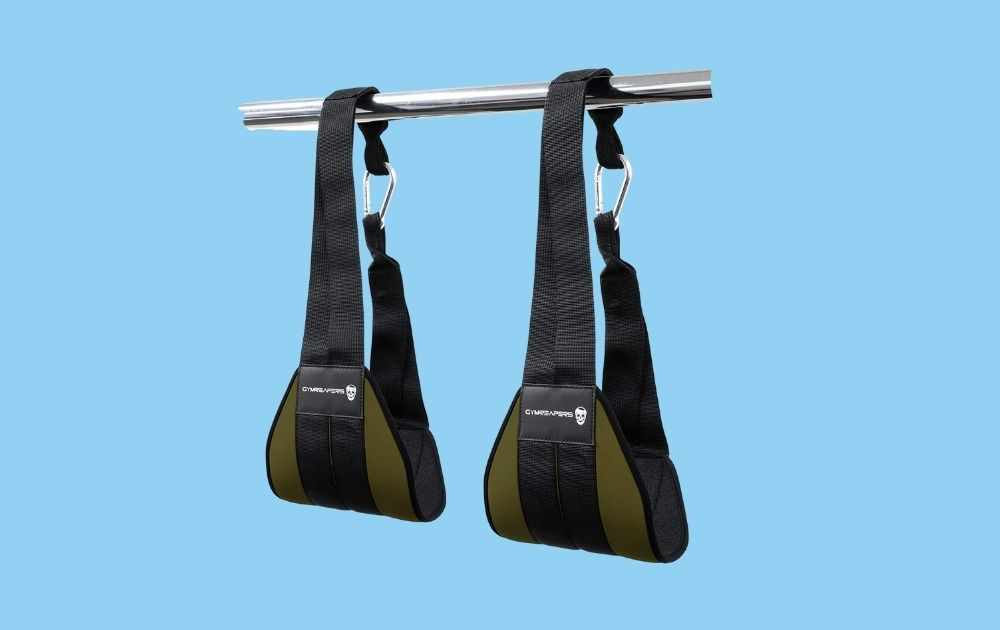 Gymreapers Hanging Ab Straps