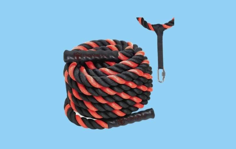 Iron Bull Strength Battle Ropes