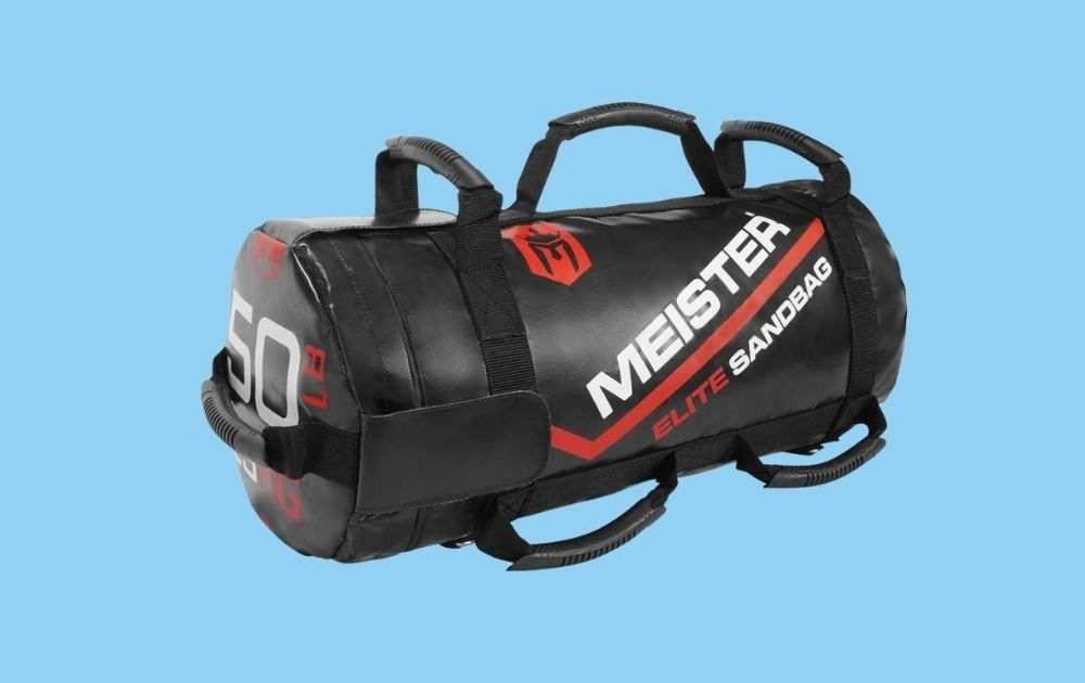 Meister Elite Fitness Sandbag