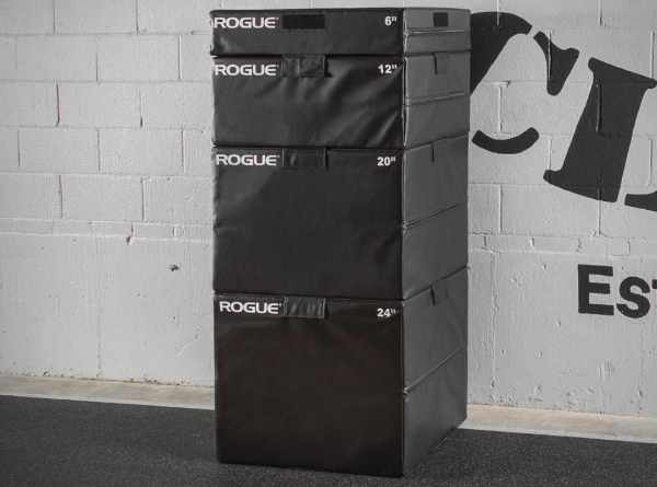 Rogue Fitness Soft Foam Plyo Boxes