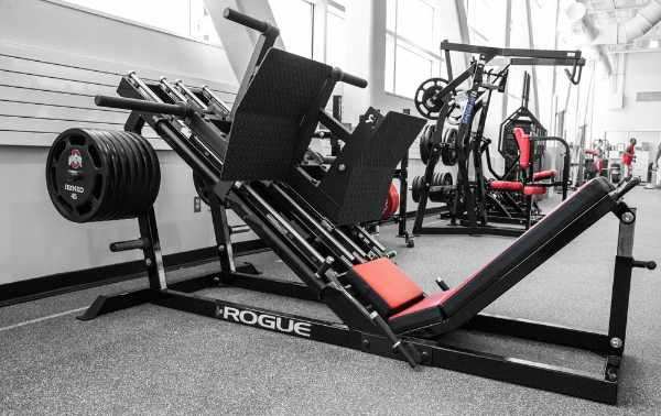 Rogue Iso Leg Press Machine