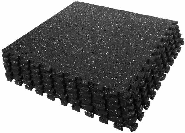 Superjare Exercise Flooring for Home Gyms