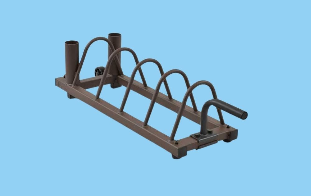 Steelbody Horizontal Olympic Plate Rack