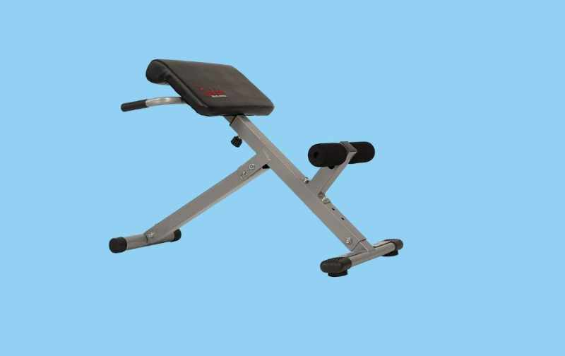 Sunny Health 45-Degree Back Extension Bench