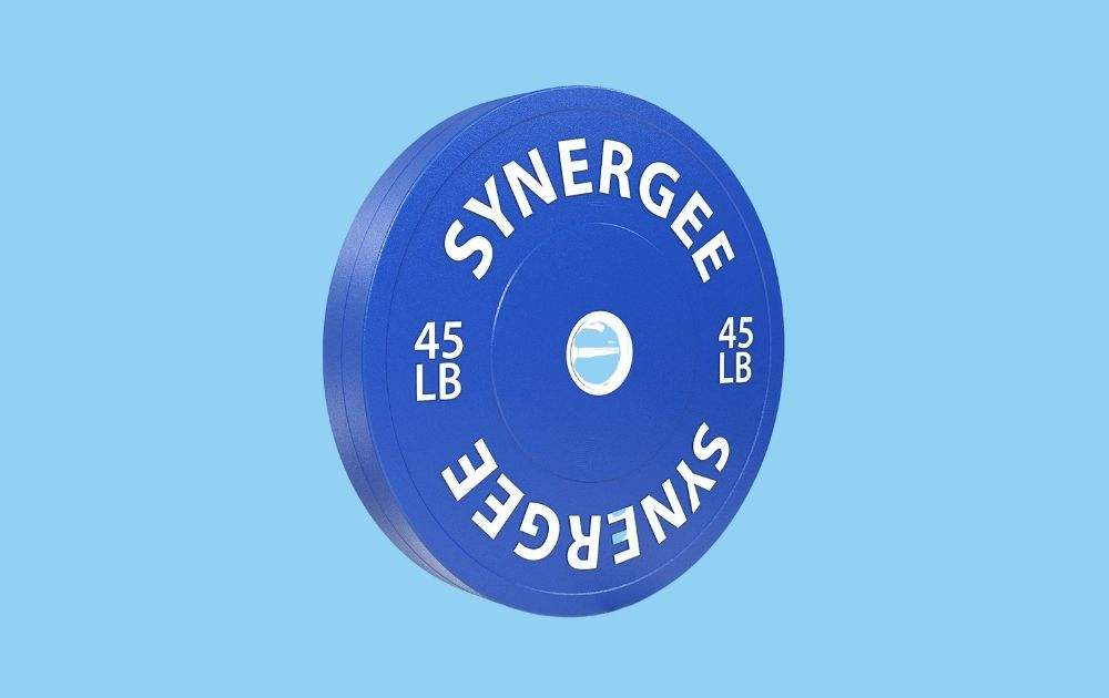 Synergee Fitness Bumper Plates