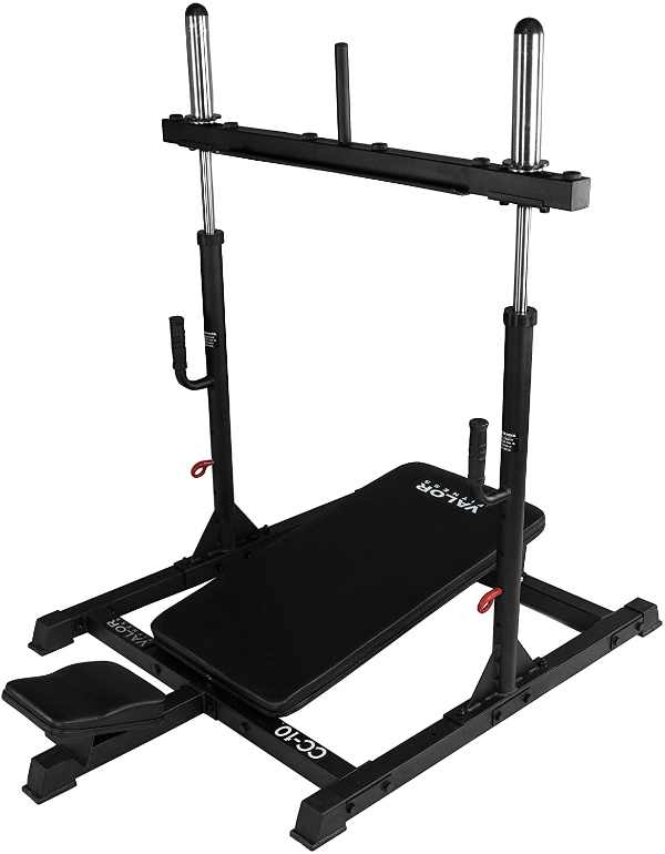 Valor Fitness Vertical Leg Press Machine
