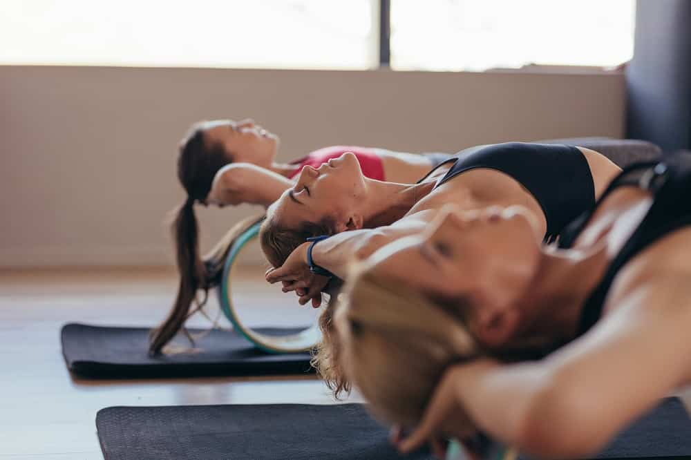 6 Best Back Rollers and Yoga Wheels