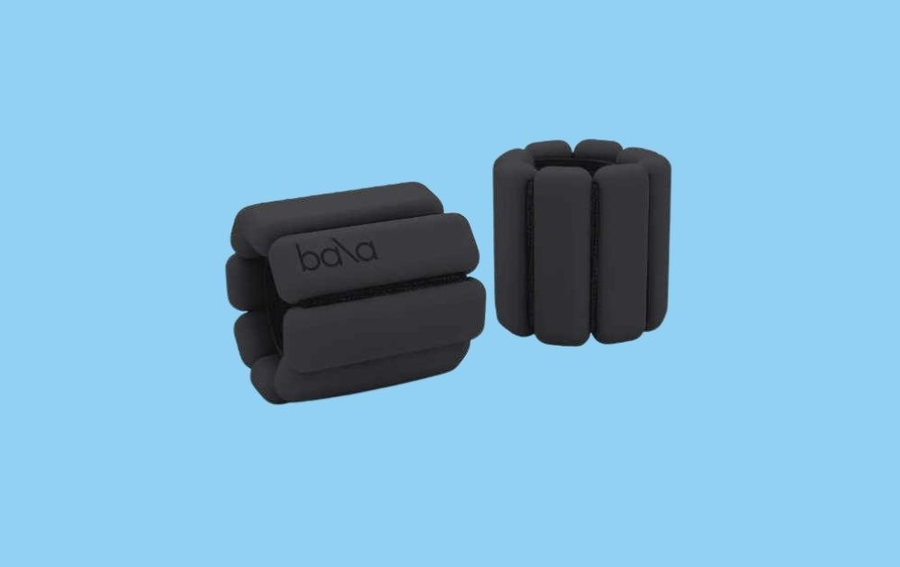 Bala Bangles Adjustable Ankle Weights
