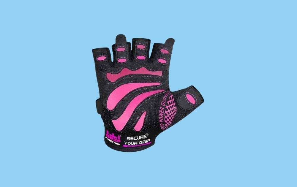 Grip Power Pads Weightlifting Gloves