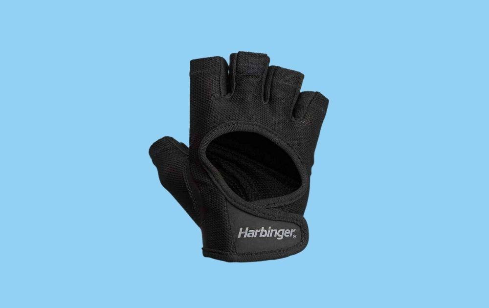 Harbinger Women's Powerlifting Gloves