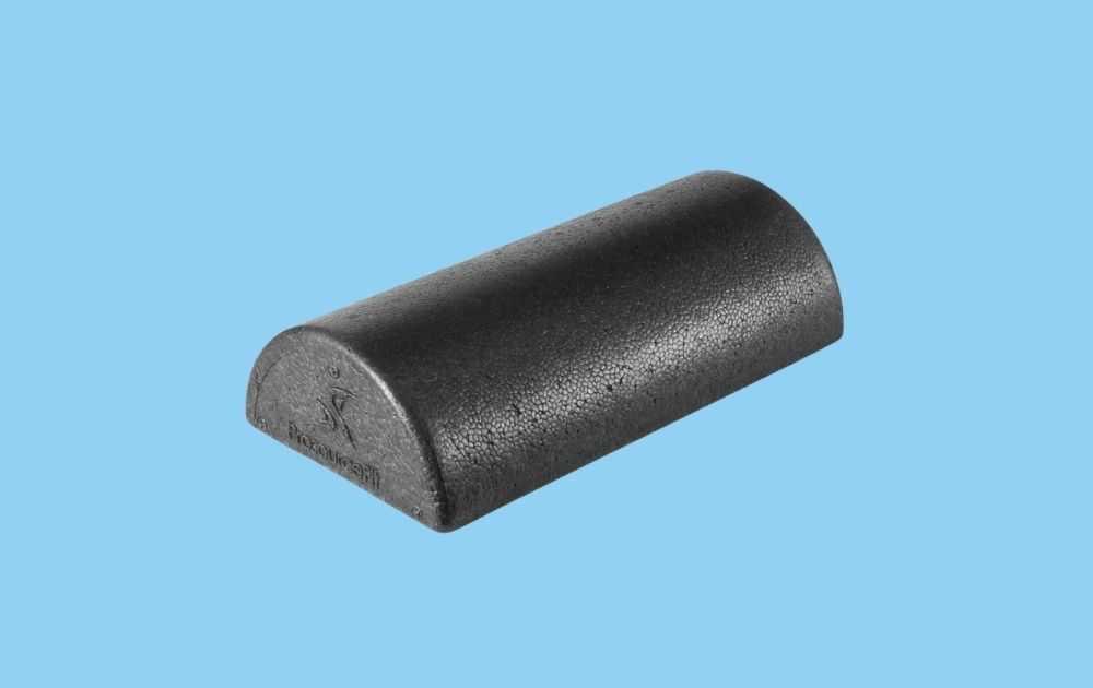 ProSource Fit Half Foam Roller