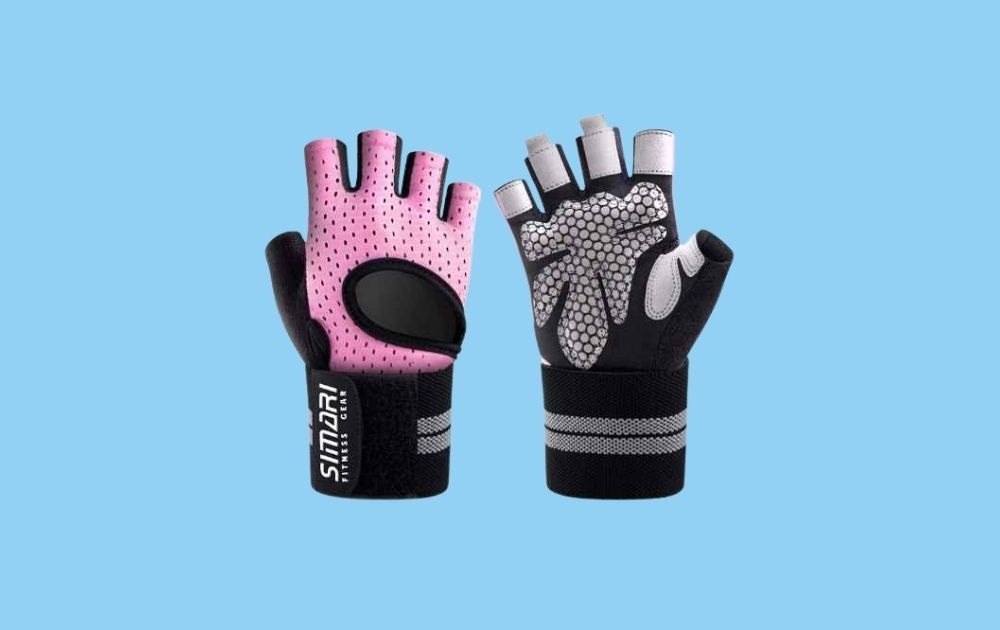 SIMARI Women's Weightlifting Gloves