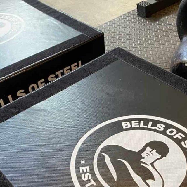 Bells of Steel Deadlifting Pads