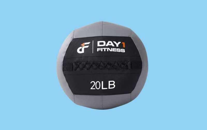 Day 1 Fitness Soft Wall Balls