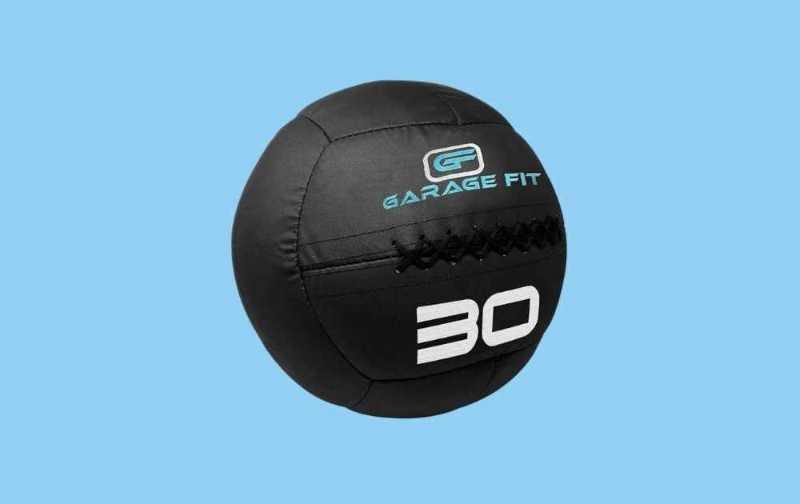 Garage Fit Ballistic Wall Ball