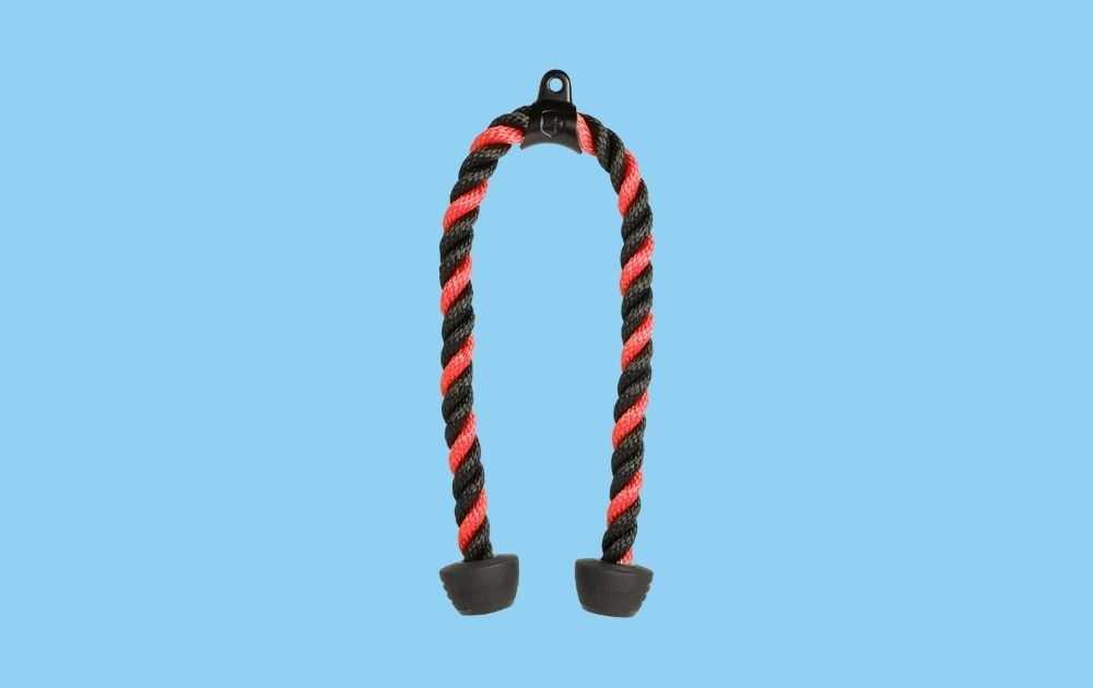 Harbinger Tricep Rope Attachment