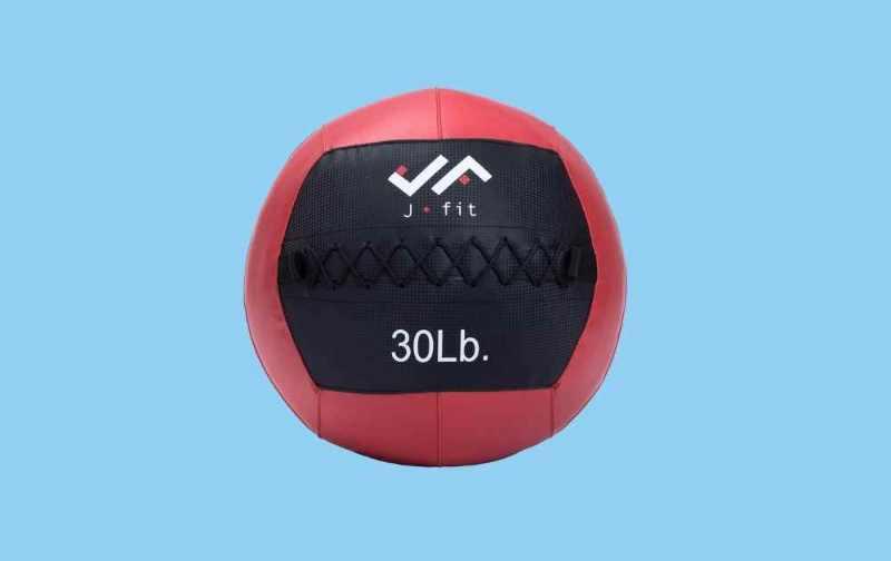 J-Fit Wall Medicine Balls