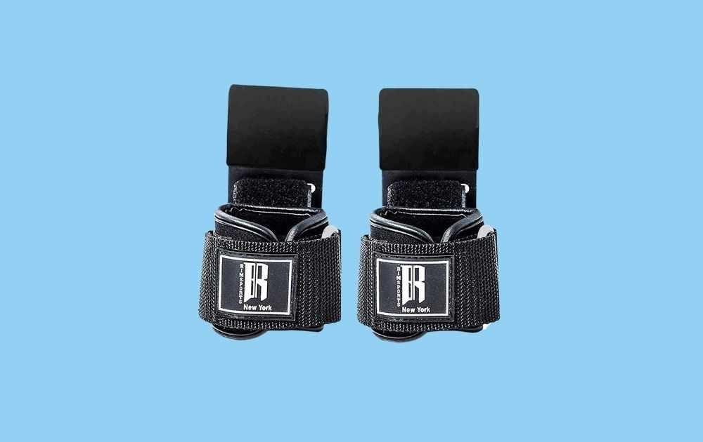 RIMSports Heavy Duty Weight Lifting Straps