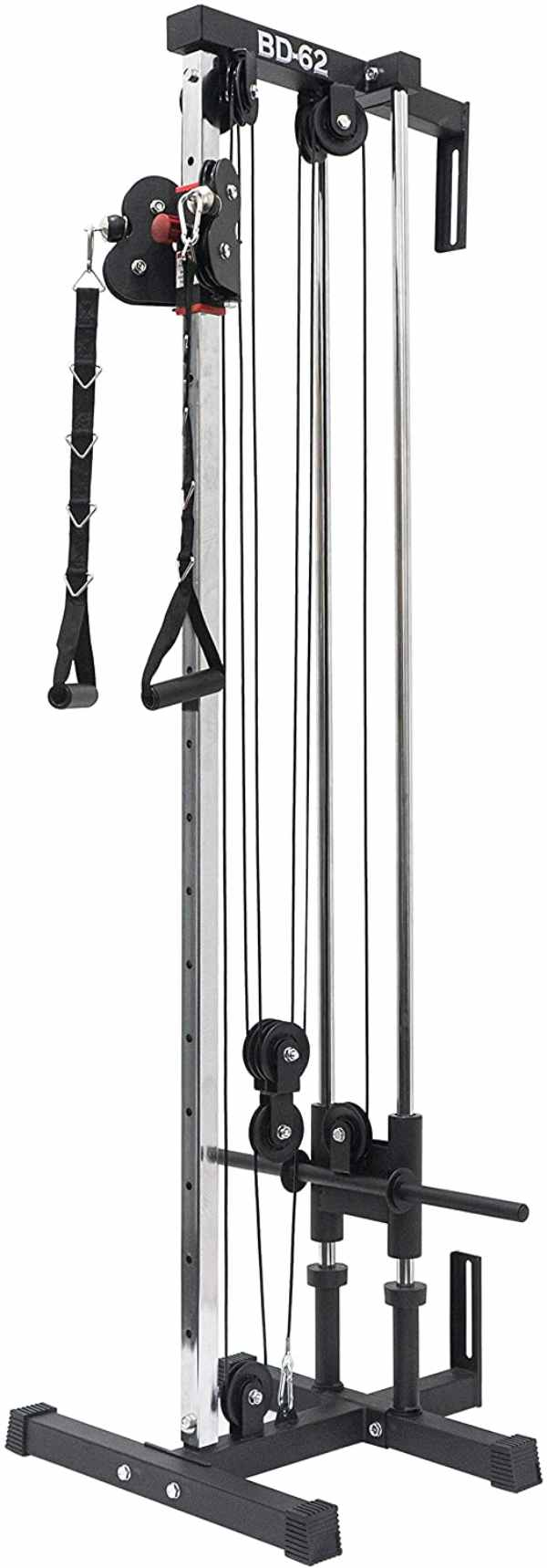Valor Fitness BD-62 Wall Mount Cable Station