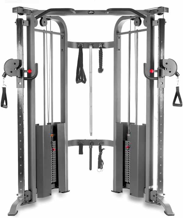 XMark Functional Trainer Cable Machine XM-7626