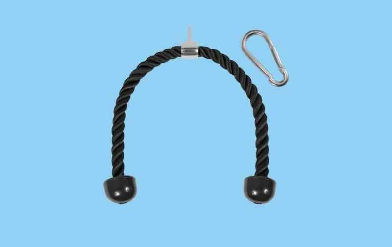 Best Cable Attachments - Tricep Rope