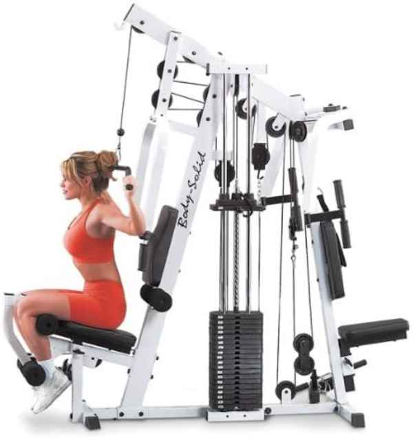 Body-Solid StrengthTech Home Gym